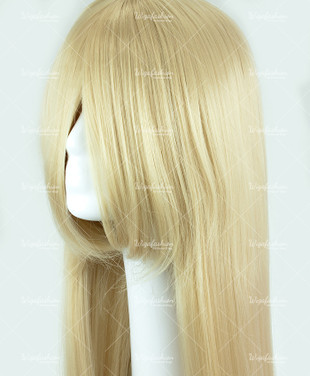 Light Blonde Long Straight 90cm