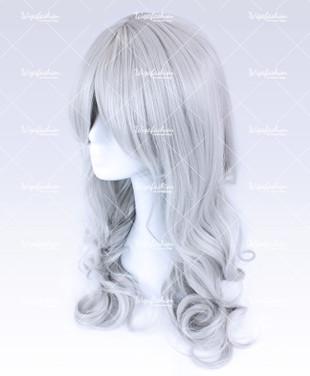 Silvery Ash Long Wavy 70cm