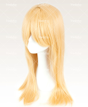 Earth Yellow Long Straight 65cm