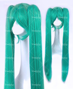 Vocaloid Miku Teal Green