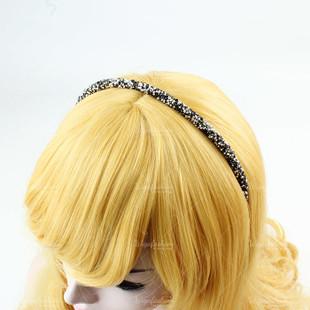 Rhinestone Beaded Headband