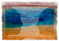 My Love, My Friend Ketubah