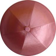 Pink Satin Kippah