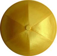 Yellow Satin Kippah