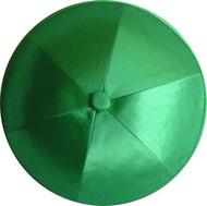 Lime Green Satin Kippah