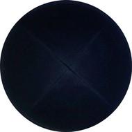 Black Cotton Kippah