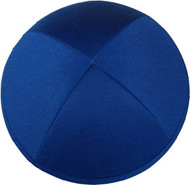 Royal Blue Cotton Kippah