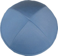 Light Blue Cotton Kippah