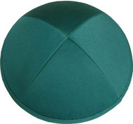 Light Green Cotton Kippah