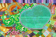 The Emerald Notes Ketubah