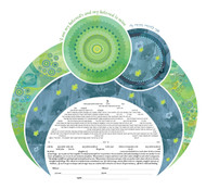My Beloved Ketubah by Ruth Rudin