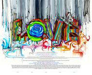 Color of Love Ketubah by Nava Shoham