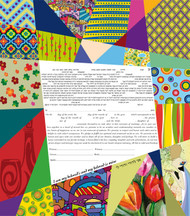 Fulfillment Ketubah by Ruth Rudin
