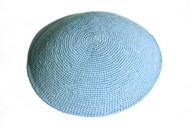 Baby Blue Knit Kippah
