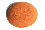 Tangerine Knit Kippah