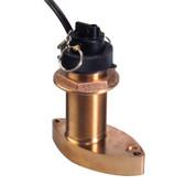 Raymarine B744V Bronze Thru Hull Triducer w/45' Cable