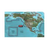 Garmin BlueChart g2 - HXUS039R - US All & Canadian West - microSD/SD