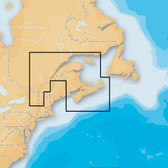 Navionics Platinum+ - Nova Scotia & St. Lawrence River - microSD/SD