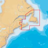 Navionics Platinum+ - Nova Scotia & Newfoundland - microSD/SD