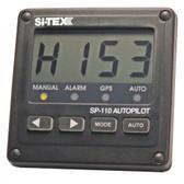 "SI-TEX SP-110 System w/Rudder Feedback & Mechanical Remote Drive f/Sail w/12"" Stroke, 15,400 Displacement 38'"