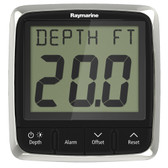 Raymarine i50 Depth Display System w/Thru-Hull Transducer