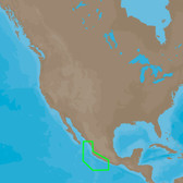 C-MAP  4D NA-D949 Acapulco, MX to Mazatlan, MX