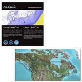 Garmin Canada LakeV HD - microSD/SD f/GPSMAP, Montana & Oregon Handhelds