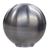 "Ongaro Shift Knob - 1-"" - Smooth SS Finish"