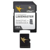 HumminbIrd Lakemaster Chart - Dakotas/Nebraska - MicroSD/SD