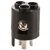 [Motorguide 6-Gauge Wire Receptacle Adapter