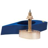 Raymarine B275LH-W Bronze Thru-Hull - Low & High Wide Frequency