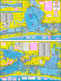 Fishing Map (With GPS) - Hook-N-Line F-116 Upper Laguna Madre