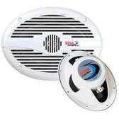 "Boss Audio MR690 6"" x 9"" Oval Speakers - (Pair) White"