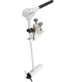 """MotorGuideR5-105SW Salt Water Digital Hand Control Transom Mount Trolling Motor - 105lb-50""""-36V"""