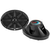 """Boss Audio MR692B 6"""" x 9"""" 2-Way 350W Marine Full Range Speaker - Black - Pair"""