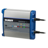 Guest On-Board Battery Charger 10A \/ 12V - 1 Bank - 120V Input