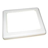 Quick White Trim Ring f\/Action Bicolor Light
