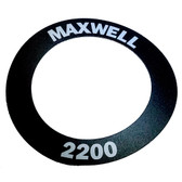 Maxwell Label 2200