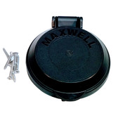 Maxwell Windlass Foot Switch Replacement Bezel Cover - Black