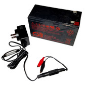 Humminbird 9Ah 12V AGM Battery Kit