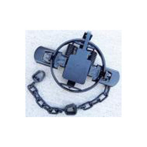 KO Coil - 1.5 Coil Double Jaw Powder Coated Trap