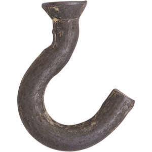 (B) Swivel Rivet (J-Hooks)