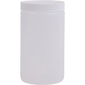 32 oz. Plastic Bait Jar w/ Cap