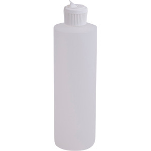 16 oz Plastic Bottle w/ Flip Top