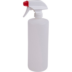32 oz Plastic Bottle w/ Spray Top