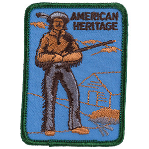 American Heritage - Sew-On Patch