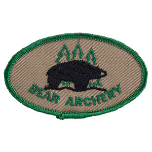 Bear - Sew-On Patch