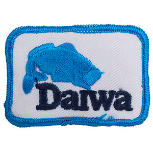 Daiwa - Sew-On Patch