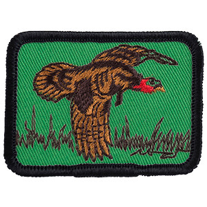 Turkey - Sew-On Patch