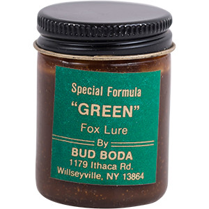 Green (Fox) Lure - Boda